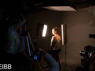 Retrato en estudio – Nivel 2