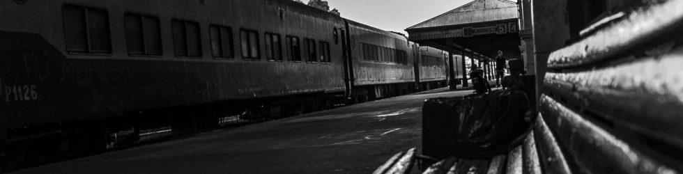 Estación de trenes de Bahía Blanca – alumnos del nivel 1