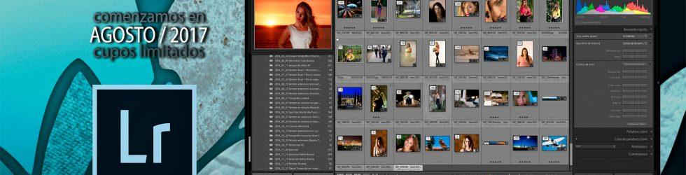 Curso de revelado digital con Adobe Photoshop Lightroom 7.2 / CC  en Bahía Blanca